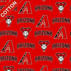 Fabric Sold By The 1//2 Yard! 2018 MLB CLEVELAND INDIANS COTTON FABRIC MATERIAL