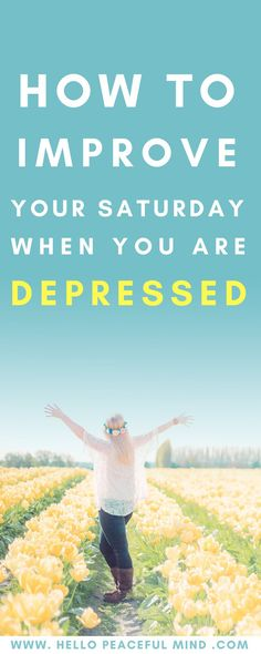 Discover how I got out of my depression one Saturday in only 5 second on www.HelloPeacefulMind.com
