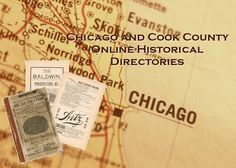 Cook County, Illinois Online Historical Directories - Online Historical Directories