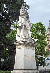 Johann Bernhard Fischer von Erlach – Wikipedia Renaissance, Gian Lorenzo Bernini, Statue Of Liberty, Art History, Baroque Art, Statues, Artists, Vienna, Byzantine