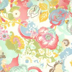 Swanky, The Ritz Peacock 16030-18  by Chez Moi for Moda Fabrics