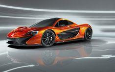 2013 McLaren P1 supercar supercars p-1 hd wallpaper