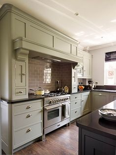 Modern Country Style: The Best Modern Country Kitchen Ever?!...by Davonport