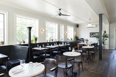 Gaskins Restaurant in Hudson Valley, Photo by Samantha Goh via And North | Remodelista