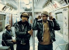 SECRETFORTS: Back in the Days: Jamel Shabazz, Photos 1980-1989.