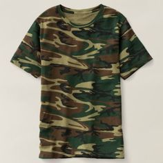 Camouflage isn't just for blending in anymore! t-shirt - diy cyo customize create your own personalize
