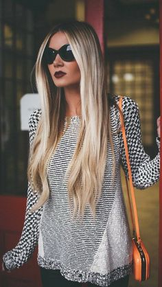 (100+) balayage hair | Tumblr