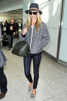 Rosie Huntington-Whiteley's Most Inspiring Looks | WhoWhatWear.com