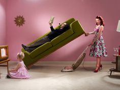 pics of housewives cleaning - Google Search
