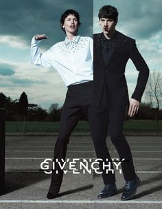 Autumn/Winter '12 Givenchy campaign
