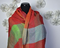 Meet Katie, spring has sprung in the new scarves by Amber Kane