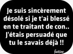 #quote #funny #lol #rire #french #citations #texte #life #positive