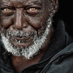 Photographer: Lee Jeffries: Project Homeless  Striking quite hard hitting images. I'd like to photograph tight head shot crops but more of a cross section of homeless community rather than just the stereotypical homeless. Usually I prefer B&W but my favourite of these is in colour. However, I find these offensive and rude. I think they have a horrorshow to them that is disturbing.