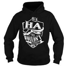 TeeForHa  Ha Thing  New Ha Name Shirt