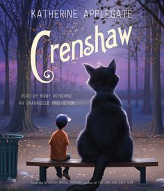 (Gr. 4-6) Reader: Kirby Heyborne - When Jackson needs a friend he finds it in his imaginary, seven-foot-tall black cat, Crenshaw.