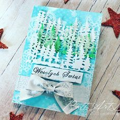 ChristmasCard Napkins, Office Supplies, Tableware, Handmade, Paper, Dinnerware, Towels, Dishes, Napkin