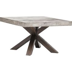 Warwick Square Dining Table - bfast table - my fav of the square options
