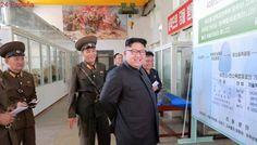 Kim Jong-un: «El misil sobre Japón es el primer paso de una operación militar en el Pacífico»