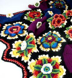 Frida's Flowers Crochet Along – Complete