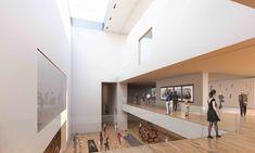 Imagem 5 de 13 da galeria de Proposta vencedora do Koç Contemporary Art Museum / Grimshaw. Cortesia de Grimshaw Architects
