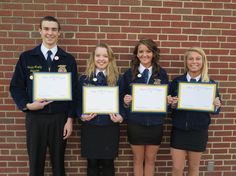 Tri-Village MVCTC FFA Members Recognized at State FFA Convention | Miami Valley Career Technology Center