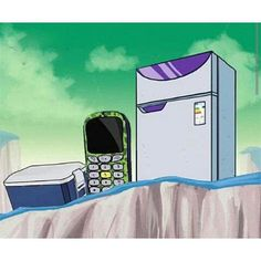 It's cooler cellphone and freezer - lol!