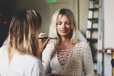 Step Behind the Scenes of Free People's October Catalog