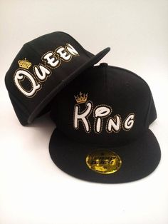 Children kids Queen. King. small cap snapback by tshirtshoponline