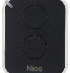 NICE – Télécommande portail ON2E: Télécommande de portail de fréquence 433.92 MHz Type de programmation: Impossible à programmer dans…