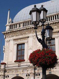 Brescia, Italy - The Loggia