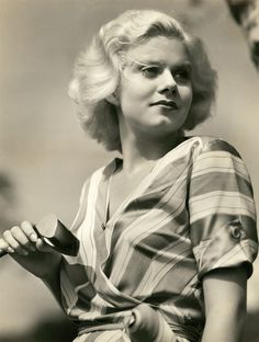 The great Jean Harlow
