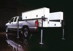 Utility Beds, Service Bodies, and Tool Boxes for Work Pickup . Farm Trucks, Cool Trucks, Pickup Trucks, Welding Trailer, Welding Trucks, Truck Tools, Truck Tool Box, Trailers, Work Trailer
