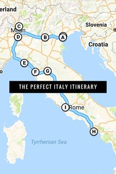 The Best Italy Itinerary 3 Weeks (Or Less) — ckanani luxury travel & adventure Planning a trip to Italy? Here is the perfect one to three week Italy itinerary to see it all - Rome, Florence, Amalfi Coast, Cinque Terre, and more! Cinque Terre, Voyage Rome, Italy Vacation, Italy Trip, Italy Italy, Venice Italy, Toscana Italy, Verona Italy, Capri Italy