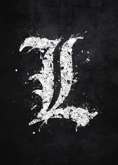 Death Note L Wallpapers Wallpaper