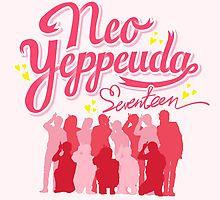 SEVENTEEN Pretty U (Love ver.) by skeletonvenus