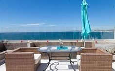 Spacious penthouse with amazing sea views   Holiday Rental in West Costa del Sol from @HomeAwayUK #holiday #rental #travel #homeaway