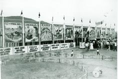 Carnival sideshow