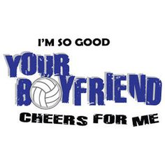 volleyball saying!!!! @Kathleen S Upchurch @Abby Christine Meehan  haha