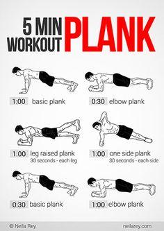Five Minute Plank Workout @Brittni Hicks Hicks Hicks Hicks Hicks Hicks clark