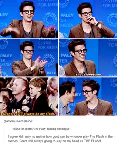 The Flash - Paleyfest 2015