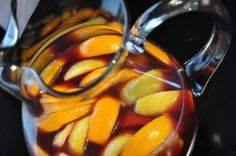 Earlier this month we featured hot spiced wine as a delicious winter cocktail. If warm wine isn't your favorite…try this cold winter-spiced sangria with our Pinot Noir! Winter Sangria, Winter Cocktails, California Wine Club, Warm Wine, Spiced Wine, Pinot Noir, Wine Recipes, Red Wine, Spices