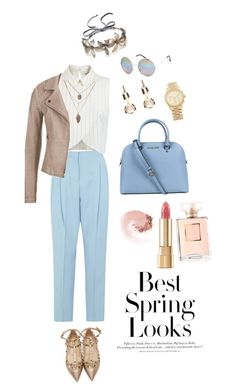 """""""Untitled #9"""" by bridawwg on Polyvore featuring Paul Smith Black Label, Valentino, Miss Selfridge, Michael Kors, maurices, NARS Cosmetics, Dolce&Gabbana, Full Tilt, H&M and Colette Malouf"""