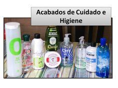 Productos acabados de Cuidado e Hiegiene
