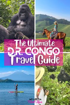 Visiting the D.R. Congo showed me exactly how this country has been one of the top underrated, hidden paradises, that is sadly hidden from publicity due to negative news, stereotypes and hearsay. If you've been unsure about visiting the D.R. Congo, think again. It's a hidden paradise, and you can check out my Ultimate Travel Guide for proof. #travelguide #africatravelguide #congotravel #congotravelguide #solotraveltips Best Solo Travel Destinations, Solo Travel Tips, Travel Movies, Travel Articles, Travel Alone, Ultimate Travel, Africa Travel, Plan Your Trip, Congo