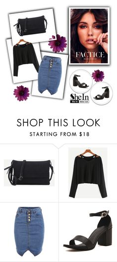 """SheIn 4/III"" by hedija-okanovic ❤ liked on Polyvore featuring shein"