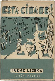 portuguese cover-- Esta cidade!