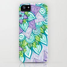 Sharpie Doodle 6 iPhone & iPod Case by Kayla Gordon - $35.00