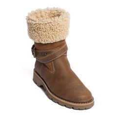 New Western Sheepskin Boot Tribe | Women's Footwear Shoes and Boots | Roots #CDNGetaway