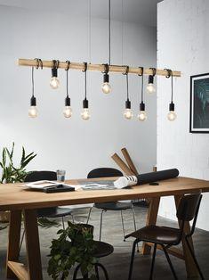 40+ Trend & Vintage Ideen | hängeleuchte, eglo lampen