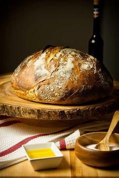 Best Crumbed White Bread Recipe on Pinterest